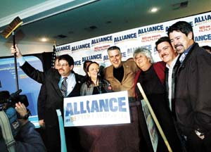 alliance on Special Election Day 2005