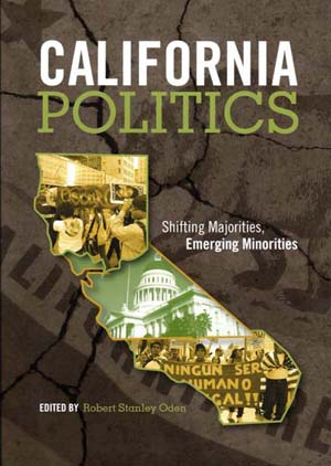 California Politics bookcover